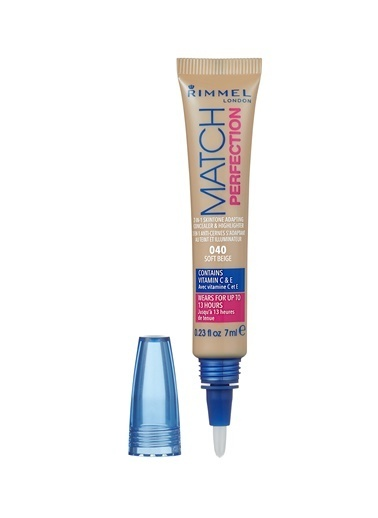 Rimmel London Match Perfection Concealer 040-Soft Beı-Rimmel London